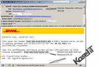 SPAM_Phishing_Mail_DHL_Achtung_1